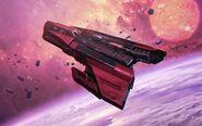 VEGA Conflict Hellfire Battleship (2)