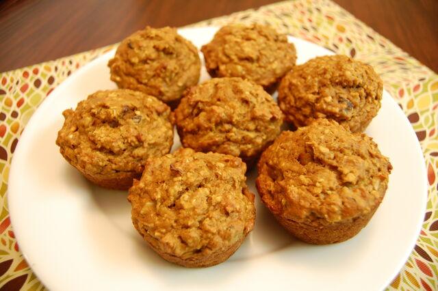 File:Oatmeal muffins.jpg
