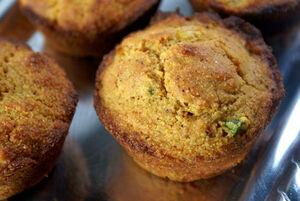Fennel muffin 2