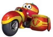 Bob the Tomato ThingamaBob BobCycle