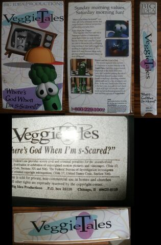 File:Where s god when i m s scared 1st edition vhs by thomasveggiedramafan-d7jzd8e.jpg