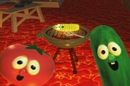 Saturday Night Live VeggieTales parody