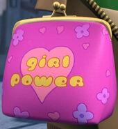 Girl Power Purse