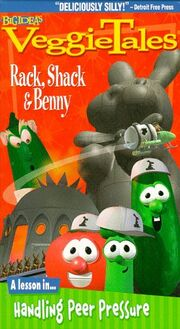 Rack Shack and Benny