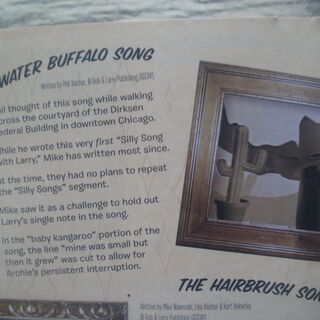 The liner notes for the song incluced with <i>VeggieTales' Greatest Hits</i>.