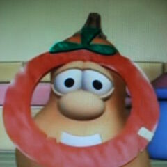Jimmy as Bob the Gourd in <i>