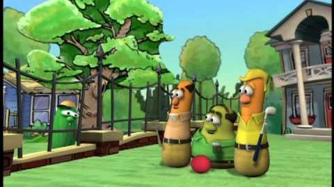 VeggieTales Gated Community - Silly Song