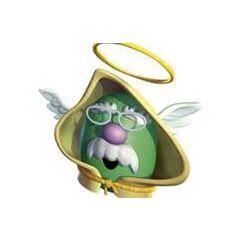 Pa as Angel in