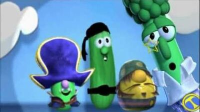 Jonah A Veggietales Movie - Digital Dailies