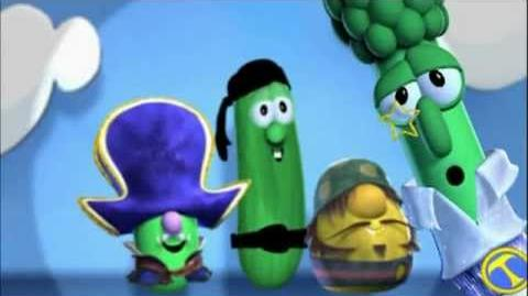 Category:Transcripts almost complete   VeggieTales - It's ... Veggie Tales Larry The Cucumber And Bob The Tomato