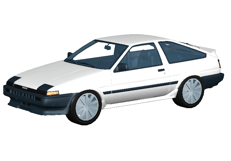 Toyota Corolla Alpha >> Image - Toyota AE86.png   Roblox Vehicle Simulator Wiki   FANDOM powered by Wikia