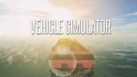 Vehicle Simulator Trailer 1