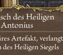 Die Rüstung von St. Antonius