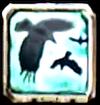 Ravens Wrath skill icon