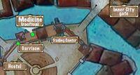 Quest Map Medicine Outer City