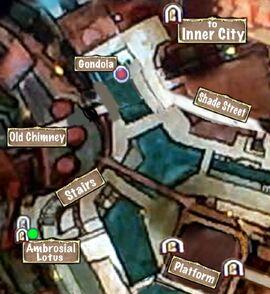 Person Map Joseph