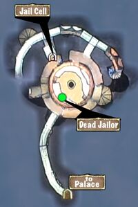 Person Map Dead Jailor