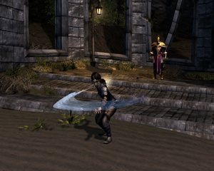 Sword strike 3