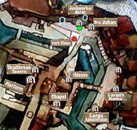 Trophy Map Dark Views