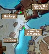 Quest Map Damage Underground 0