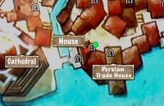 Quest Map Medicine Inner City