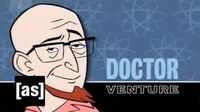 The Venture Bros. Show Open The Venture Bros