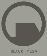 Black Mesa logo Alyx sweater