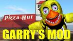 CHICA VISITS PIZZA HUT!! - Gmod Chica Mod