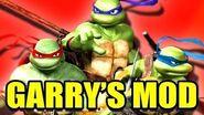 Gmod TMNT Ninja Turtles Mod! (Garry's Mod)