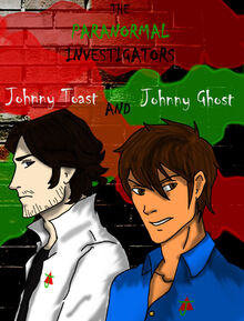 Johnny ghost and johnny toast by sylargrimm-d7grlyl