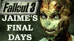 THE DUNWICH TAPES (Jaime's Audio Logs) FALLOUT 3