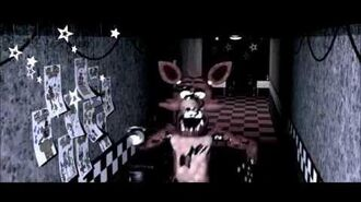 Five Nights at Freddy's - Foxy's Running Animation