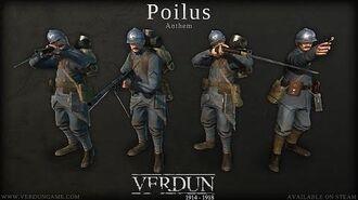 Verdun - Poilus Squad Anthem
