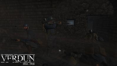 Poilus Squad Action Pose Small