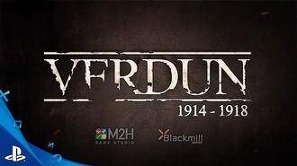 WW1 FPS Verdun - Launch Trailer I PS4