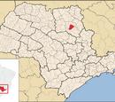 Ribeirão Preto no mapa