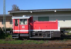 D-Passau Eisenbahnfreunde Köf