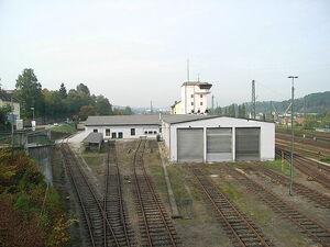 D-Passau Eisenbahnfreunde Halle