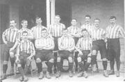 Fußball 1. Fußballverein Sheffield FC 1901.jpg