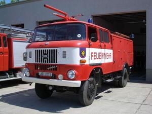 D-Jamlitz Feuerwehr TLF 16-15 auf W50