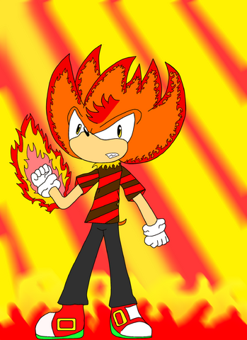 File:Fire Arm the hedgehog.png