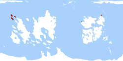 Kilda WorldMap