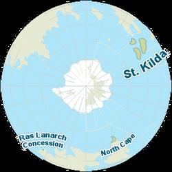 Kilda PolarMap