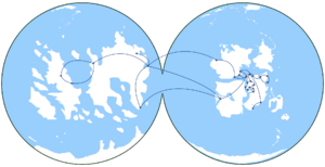 Airpc routes