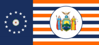New York State Flag Proposal By Stephen Richard Barlow 07 OCT 2014 at 0841hrs cst