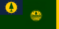 Vermont State Flag Proposal No. 6 Designed By Stephen Richard Barlow 19 AuG 2014 at 1024hrs cst