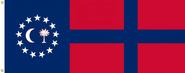 South Carolina State Flag Proposal No. 18 Designed By Stephen Richard Barlow 13 JAN 2015 at 1026 HRS CST