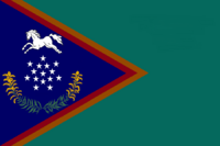 Kentucky State Flag Proposal No 29g Designed By Stephen Richard Barlow 06 NOV 2014 at 0721hrs cst