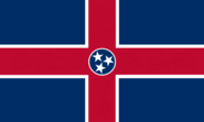 Tennessee State Flag Proposal No 3 Designed By Stephen Richard Barlow 25 NOV 2014 at 1257 HRS CST