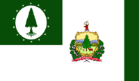Vermont State Flag Proposal No 12 Designed By Stephen Richard Barlow 20 AuG 2014 at 1527hrs cst